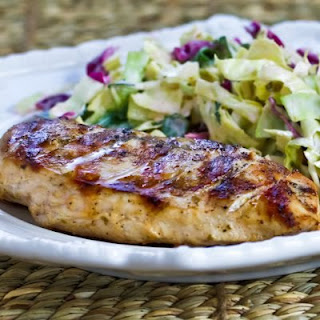 Very Greek Grilled Chicken