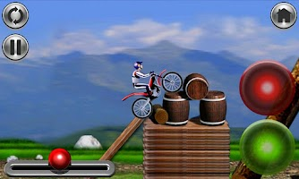 Screenshot of Bike Mania - Racing Game