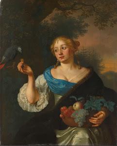 RIJKS: Ary de Vois: painting 1680