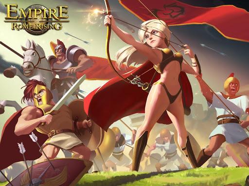 Empire:Rome Rising - screenshot