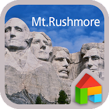 Mount Rushmore dodol theme
