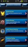 Screenshot of Brainwave Entrainment Pro ★