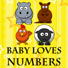 Baby Loves Numbers