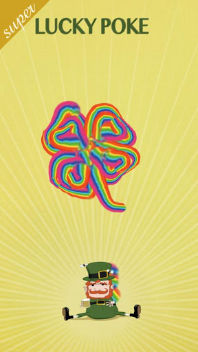 Super Lucky Poke Rainbow Paint