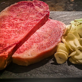 Kobe beef by Terje Jorgensen - Food & Drink Meats & Cheeses