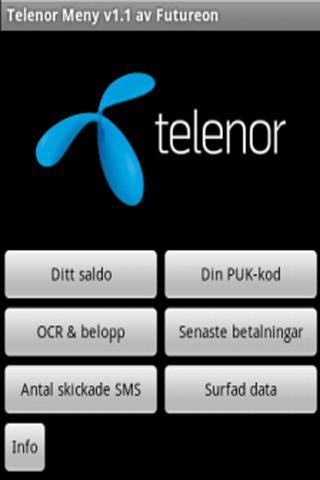 Telenor Meny Sverige