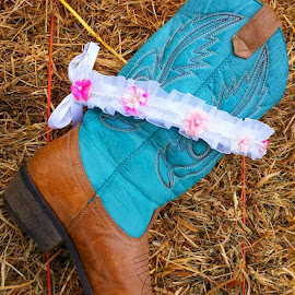 by Tim Powhida - Artistic Objects Clothing & Accessories ( garter, boot )