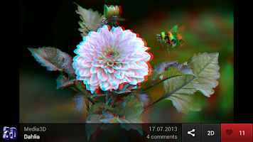 Screenshot of Phereo 3D Photo