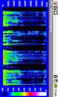 Screenshot of SimpleSpectrogram