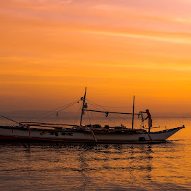 Moving On by Karen Lee - Landscapes Sunsets & Sunrises