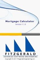 Screenshot of Mortgage Calculator