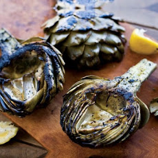 Grilled Artichokes Recipe