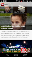 Screenshot of WSAV Mobile