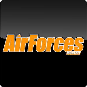 Cover art AirForces Monthly Magazine