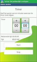 Screenshot of Veere Local Authority Parking