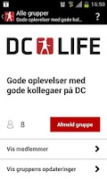 Screenshot of DC Life