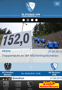 VfL Bochum 1848 - screenshot