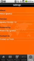Screenshot of ignatiuz auth framework