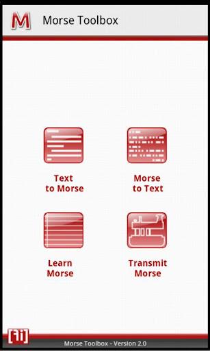Morse Code Toolbox