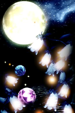 Live Wallpaper - Firefly Glow