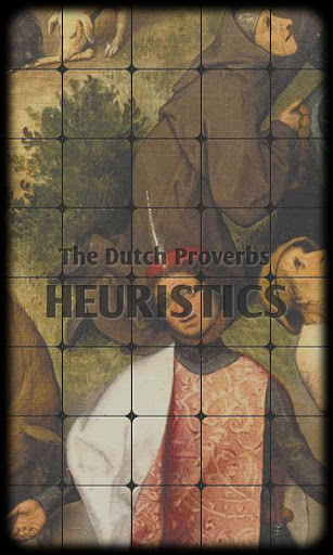 Heuristics-The Dutch Proverbs
