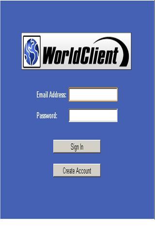 Geek Web Mail