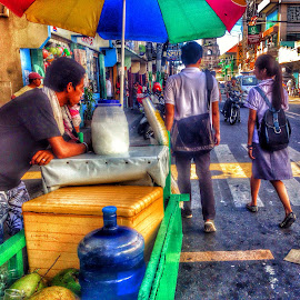 Vendor: 'That moment.' by Bryan Xandrix Espiritu - Instagram & Mobile iPhone