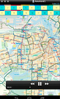 Screenshot of Amsterdam Maps