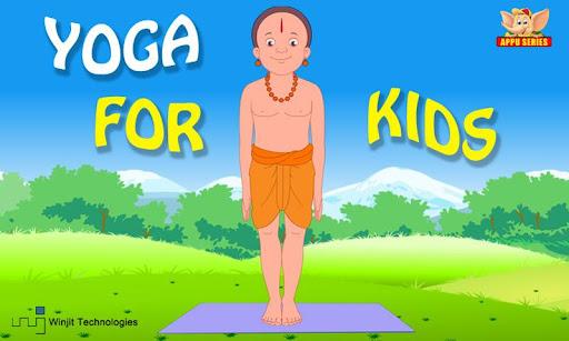 Yoga for Children - Animated