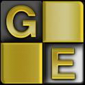 CM10 / CM9 Theme Gold Edge icon