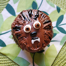 Chewbacca's Wookiee Cupcakes