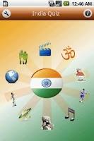 Screenshot of Know India Quiz