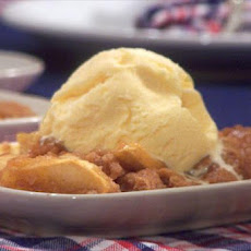 Ms. Lamorte's Apple Crisp