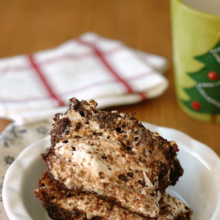 Crockpot Hot Chocolate Brownies