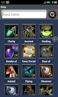 Screenshot of Dota Build Guide