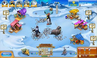 Screenshot of Farm Frenzy 3