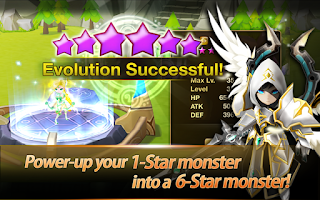 Screenshot of Summoners War: Sky Arena