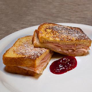 Monte Cristo Sandwich With Strawberry Jam Recipes