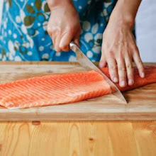 Sushi at Home: Sashimi & Knife Skills