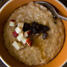 Steel Cut Oatmeal for the Crock Pot