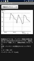 Screenshot of 旧版 バッテリーモニタ
