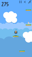Screenshot of Jump Chicken Jump
