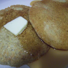 Quick Oatmeal Egg Pancake