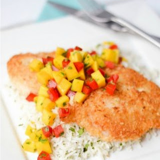 Coconut Crusted Whitefish