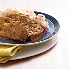 Cheeseburger Meatloaf and Mashed Potatoes