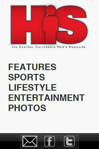 His Magazine