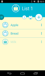 Tickit for Android Wear