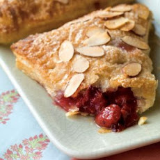 Toasty Almond-Cherry Turnovers
