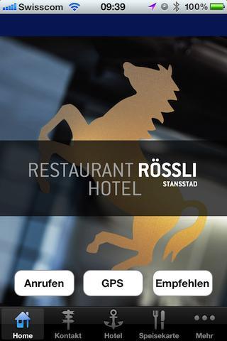 Restaurant Rössli Stansstad