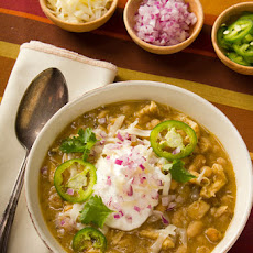 Navy Beans and Chicken Chili